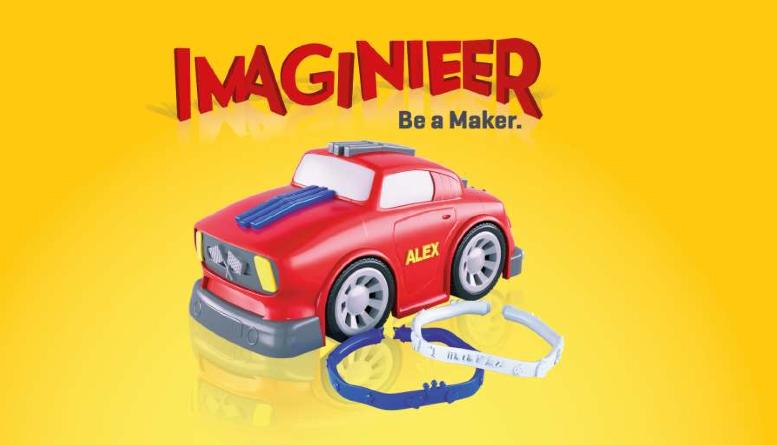 Participa en el School Imaginieer Challenge – IMAGINARIUM